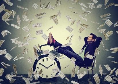 Foto von passivem Einkommen