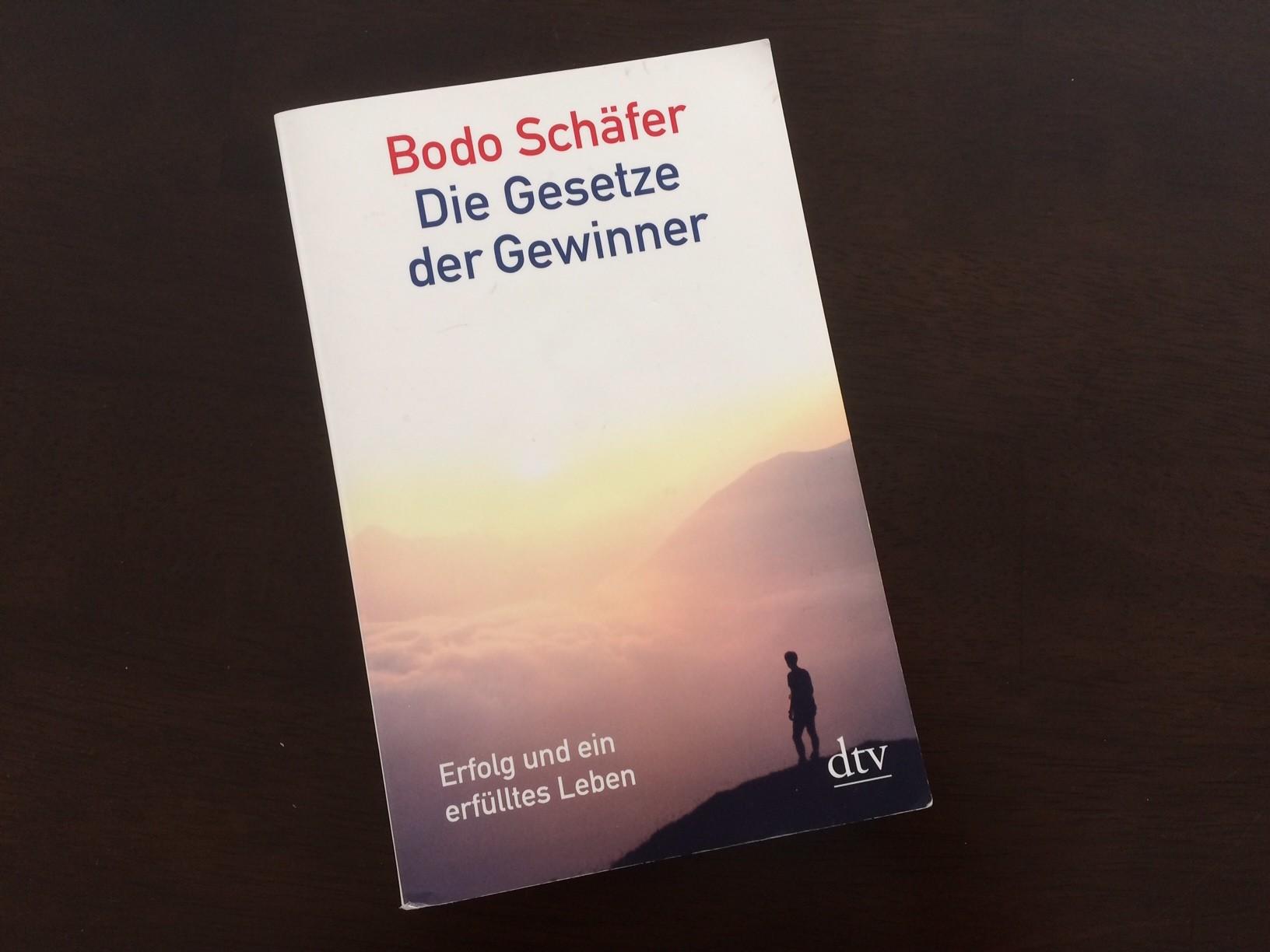 Bodo Schäfer: Gesetze der Gewinner