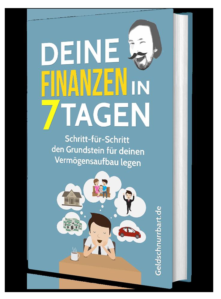 eBook - Deine Finanzen in 7 Tagen