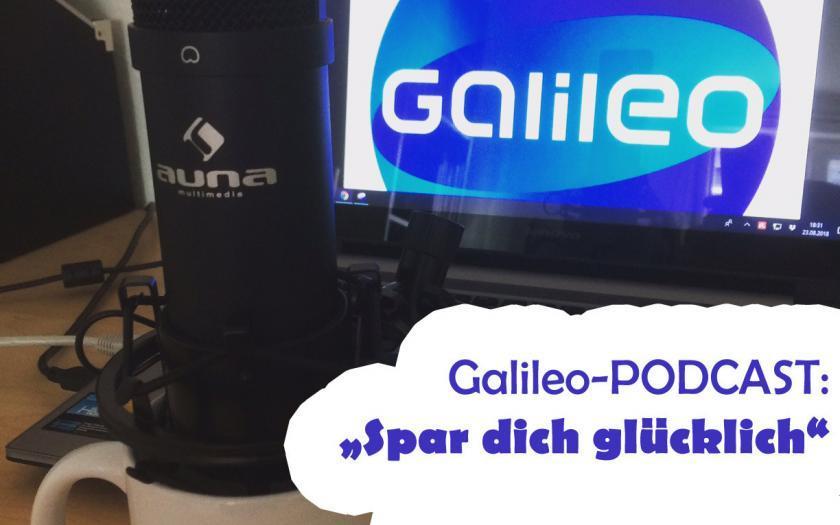 Galileo Podcast Geldschnurrbart