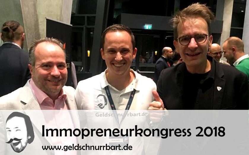 Immopreneurkongress 2018 - Der Immobilienkongress für private Immobilieninvestoren