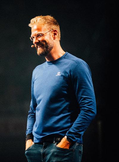 Motivationstrainer Christian Bischoff