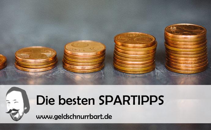 Geld-Sparen-Spartipps
