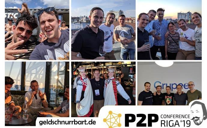 P2P Konferenz in Riga 2019