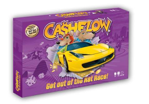 Cashflow Game auf deutsch