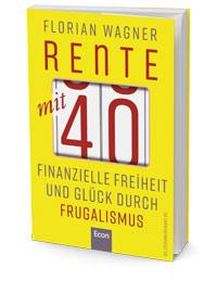 Buch Rente mit 40