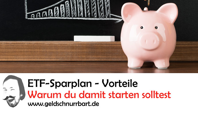 ETF Sparplan Vorteile